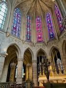 5th Oct 2019 - Saint Germain de l'Auxerrois church.