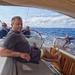 Upwind sailing in the Adriatic