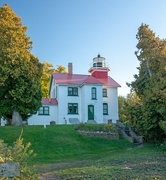5th Oct 2019 - Grand Traverse Lighthouse