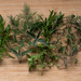 all the herbs