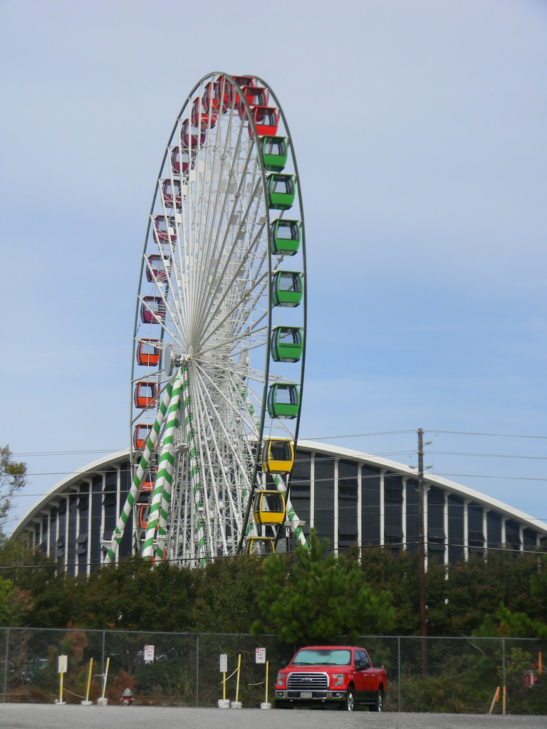 Ferris Wheel  by sfeldphotos