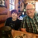 Breakfast with Grandpa!