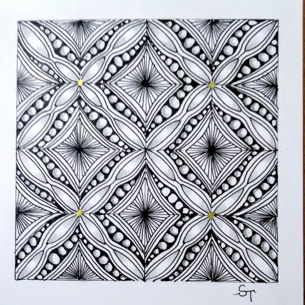 Zentangle by stownsend
