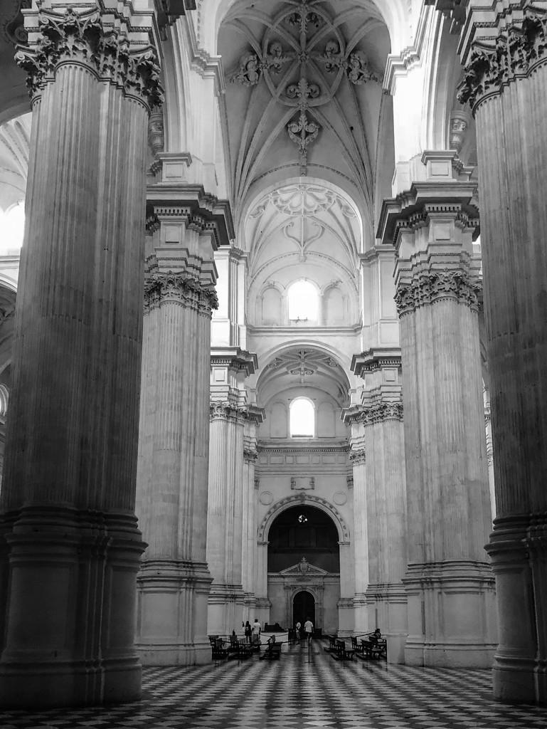 Granada Cathedral by brigette
