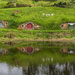 Reflected Hobbit Holes