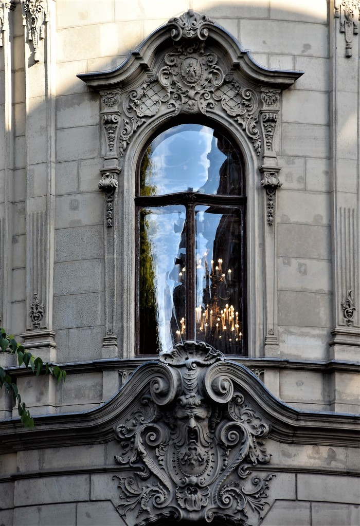 shaded window ... by kork
