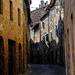 Street of a Tuscan village