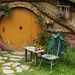Hobbit Hole Doorway
