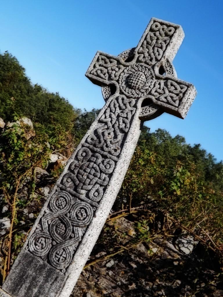 Celtic Cross  by ajisaac