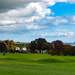 View across the Golf Course by frequentframes
