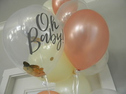 12th Oct 2019 - Baby Shower Balloons