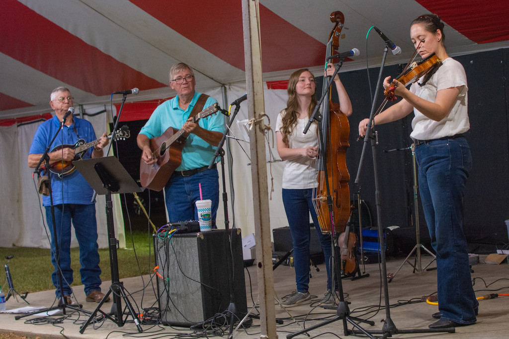 Bluegrass band... by thewatersphotos