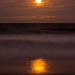 Moonrise Over the Atlantic Ocean!