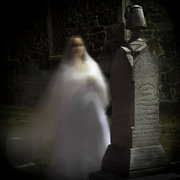 12th Oct 2019 - Ghost bride