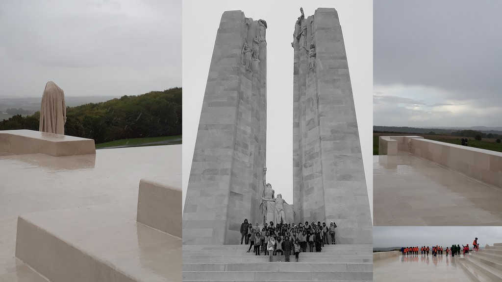 Vimy Memorial by ruthhill75