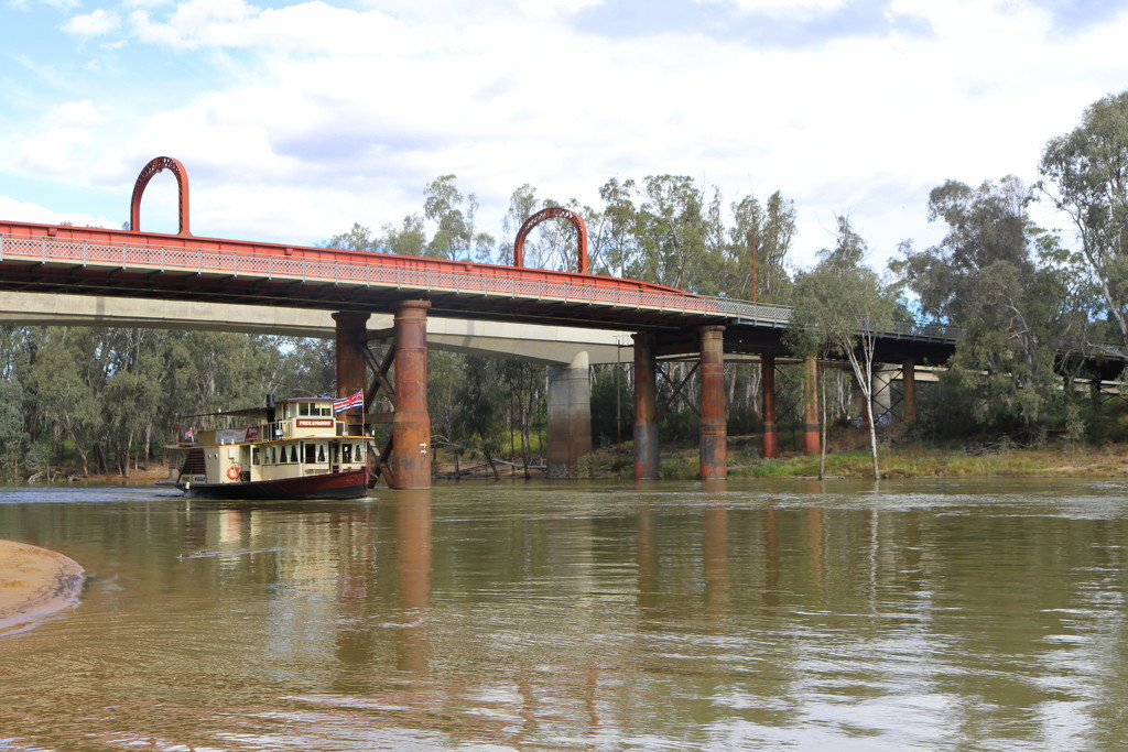The Mighty Murray River - 2 by gilbertwood