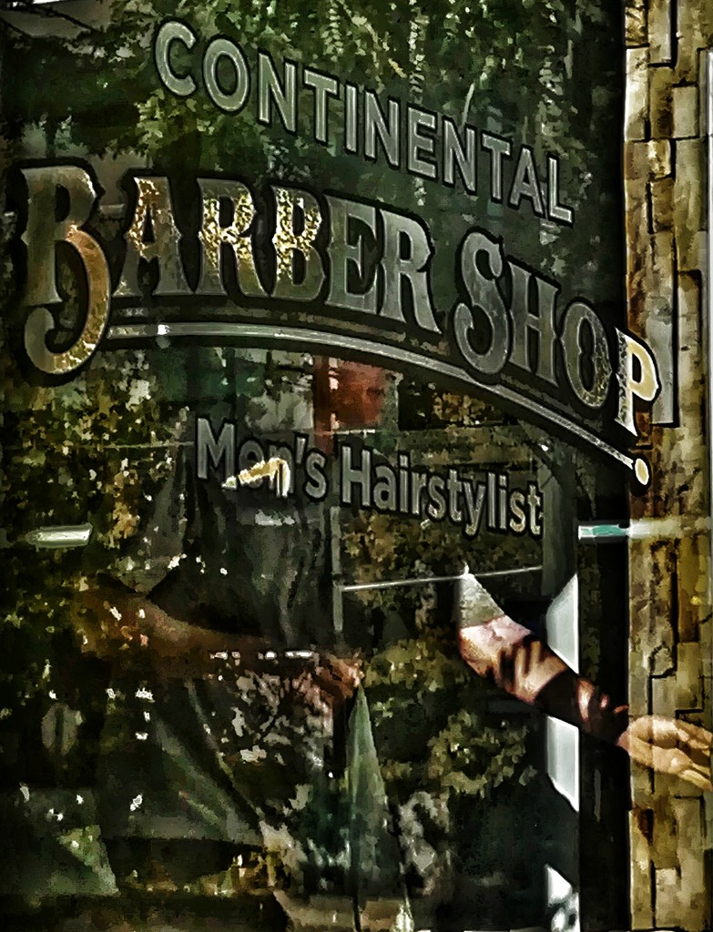 Continental Barber Shop, another satisfied customer by adi314