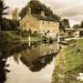 Huddersfield Broad Canal Lock no 1