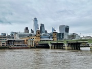 15th Oct 2019 - Southwark bridge.