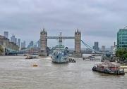 15th Oct 2019 - London bridge.