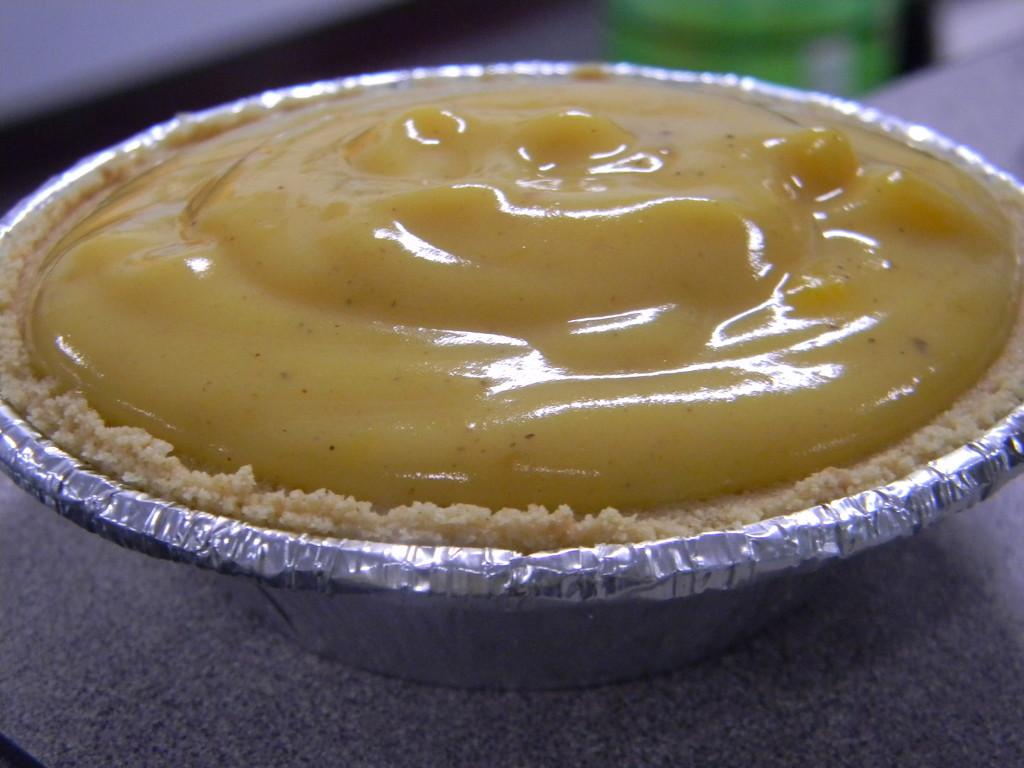 Pumpkin Pudding Pie by sfeldphotos
