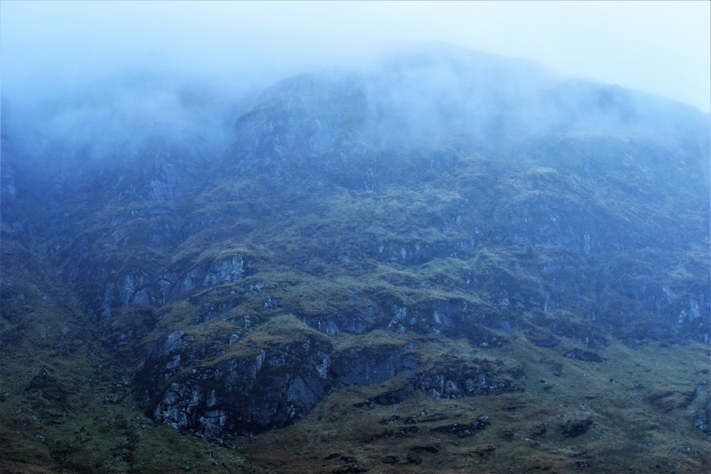 mist and rock by christophercox