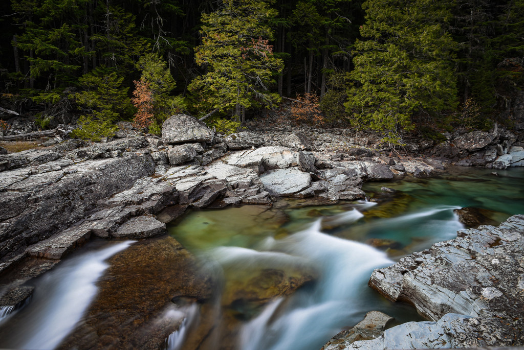 McDonald Creek  by 365karly1
