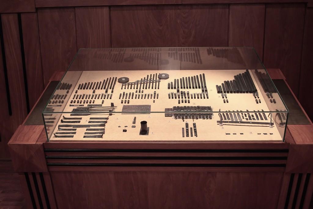 The Aquincum organ by blueberry1222