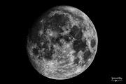 18th Oct 2019 - Moon