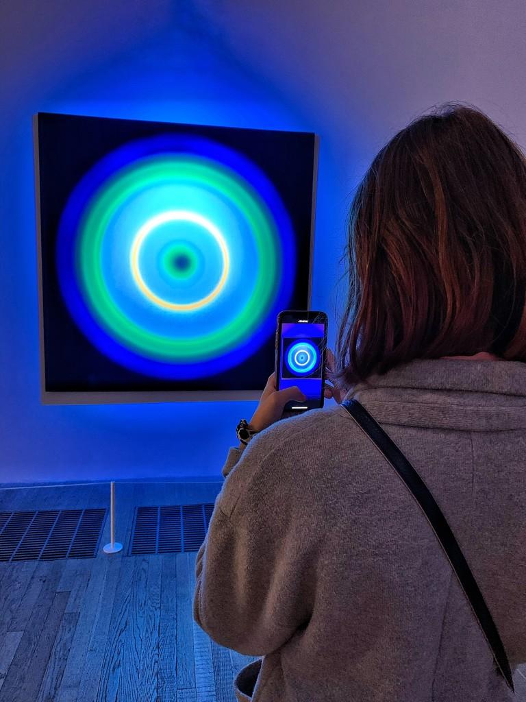 Hypnosis in blue.  by cocobella