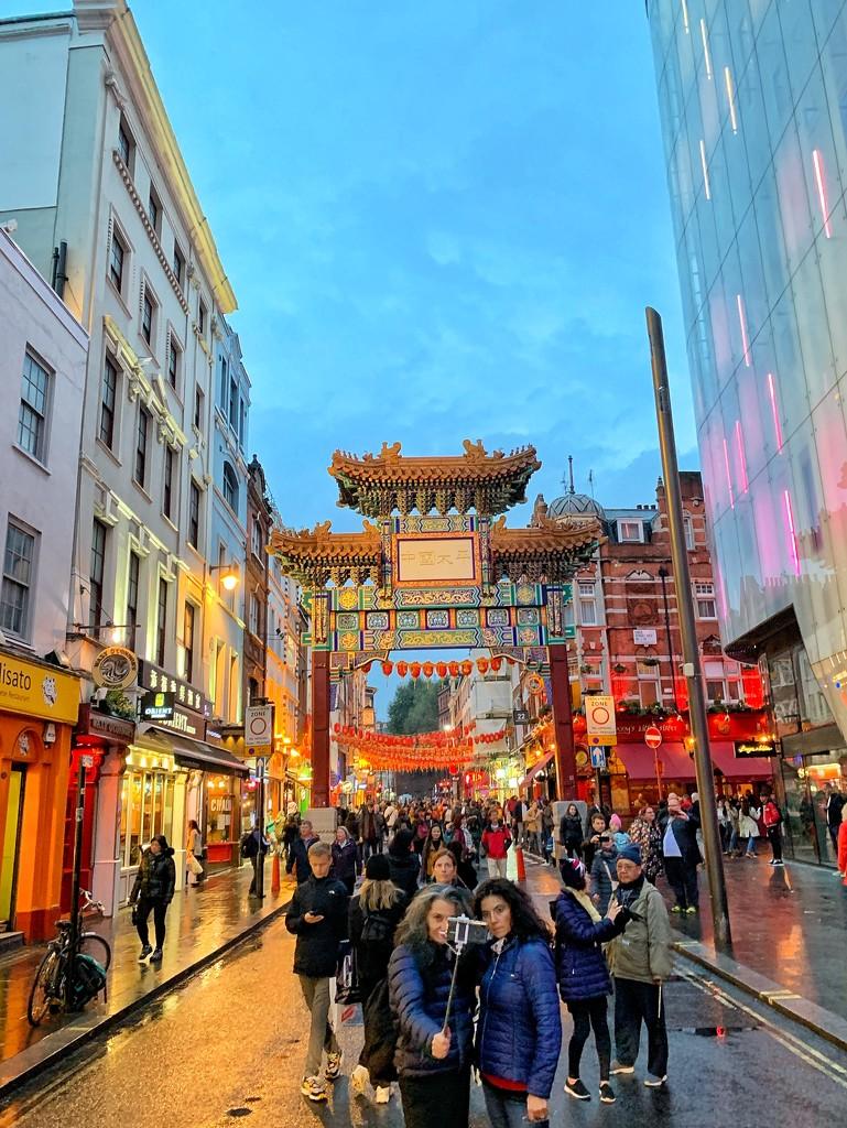 Chinatown.  by cocobella