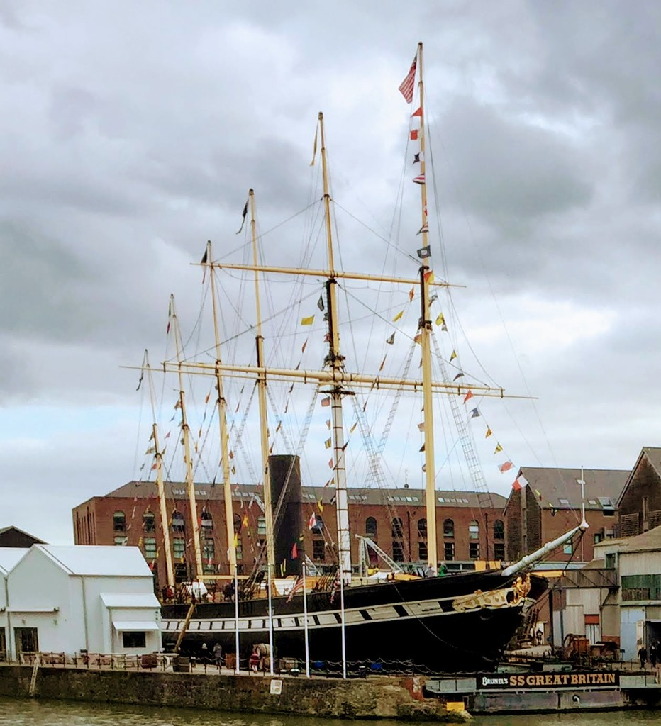 SS Great Britain by bristol_colin
