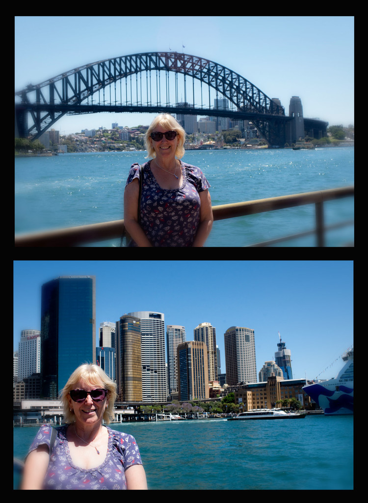 Sue in Sydney by annied