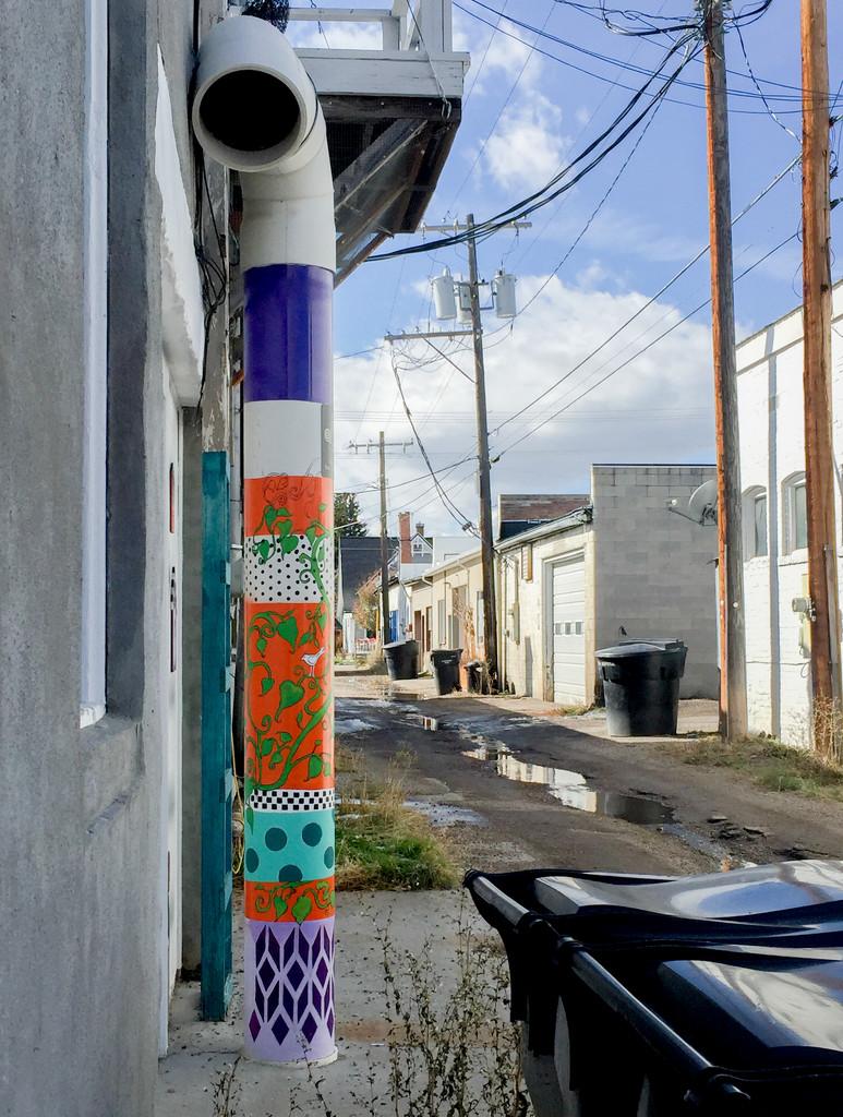 Alley Art by jetr