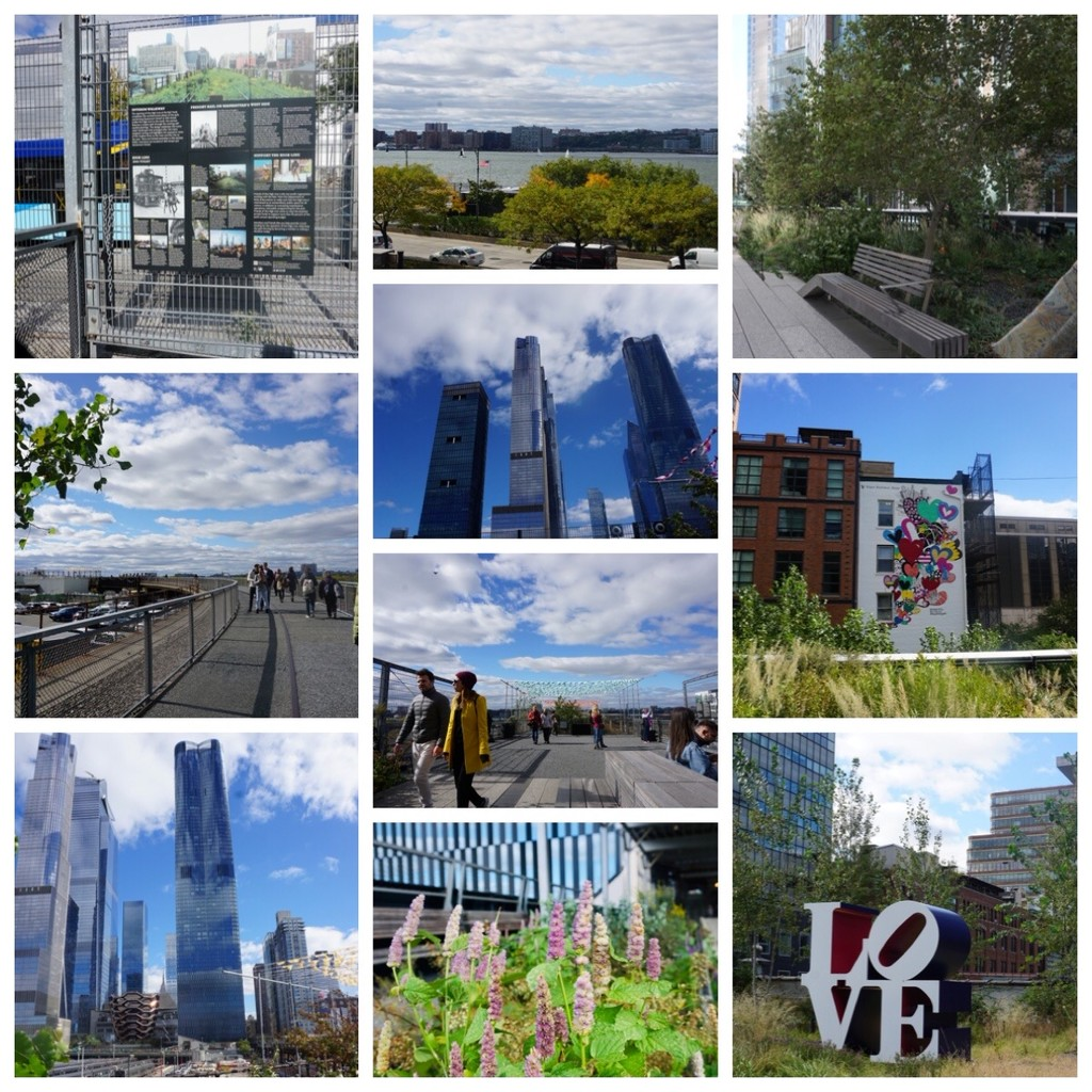 Scenes From the High Line by allie912