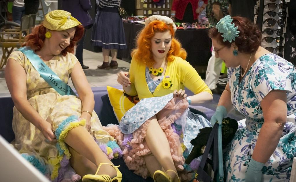 Comparing Petticoats by nickspicsnz