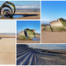 More of Mary's Shell and the seafront at Thornton Cleveleys