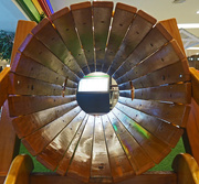 2nd Oct 2019 - Childrens tunnel
