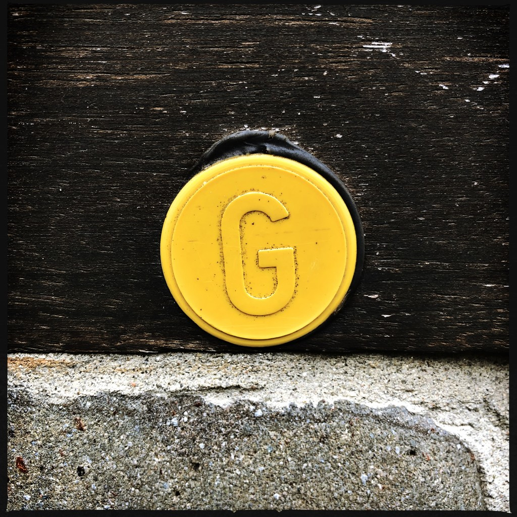 G-spot on building by mastermek
