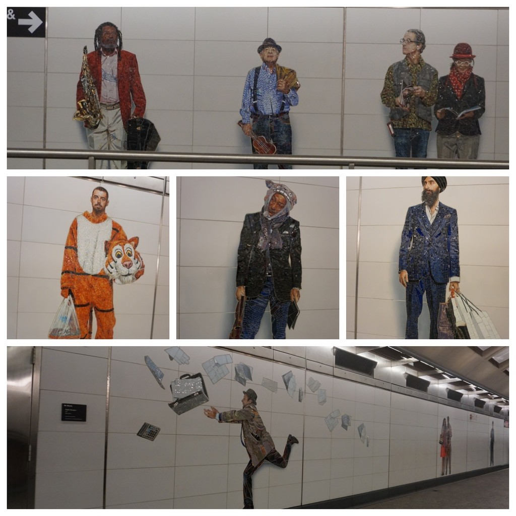 Art in the Subway by allie912