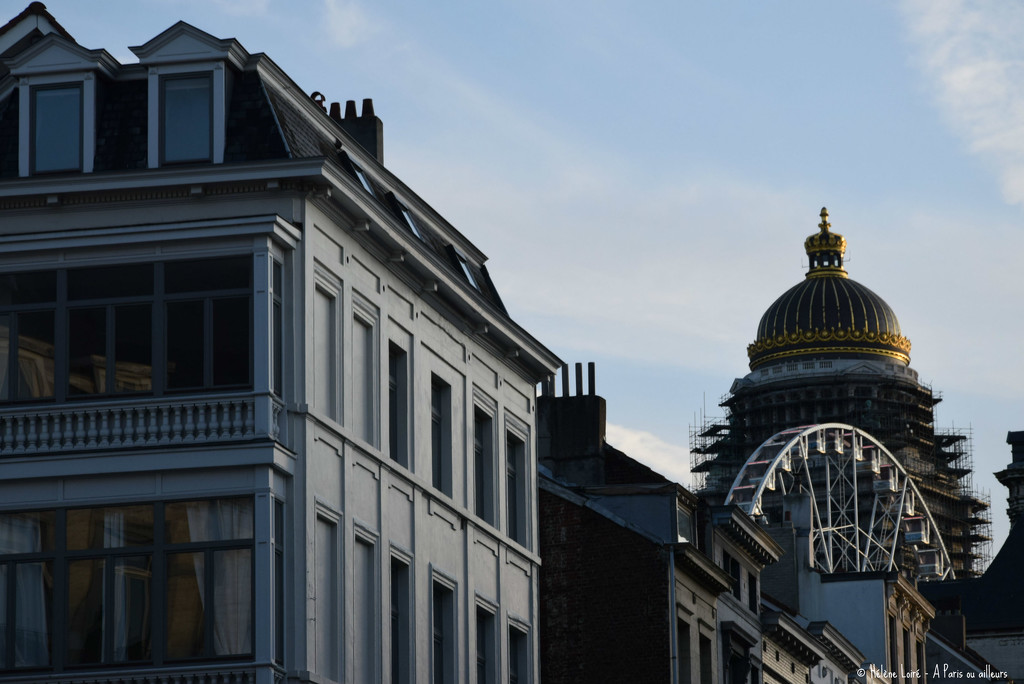 Brussels, full of contrats by parisouailleurs
