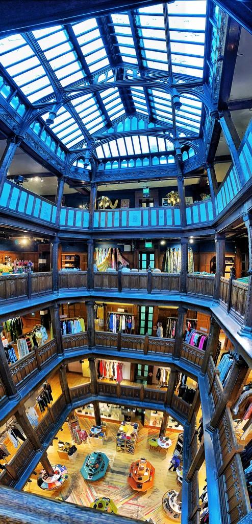 Liberty shop.  by cocobella
