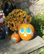 14th Oct 2019 - Painted Pumpkins