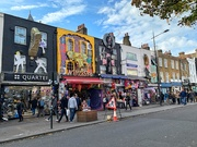 22nd Oct 2019 - Colors in Camden.