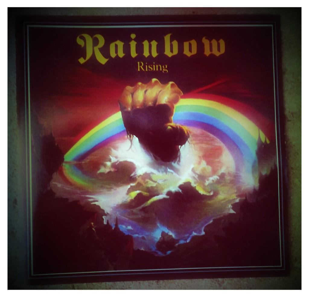 Rainbow Rising  by ajisaac