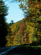 22nd Oct 2019 - A ride to Avery County
