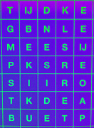 22nd Oct 2019 - Puzzle