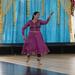 Diwali dance girl