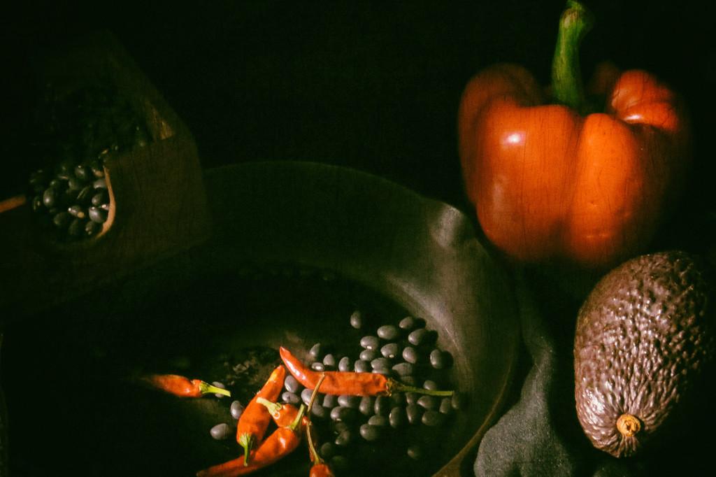 dark food by kali66
