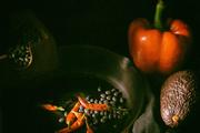 27th Oct 2019 - dark food